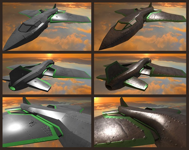 Remade planes