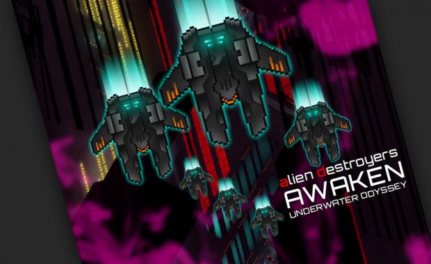 Alien destroyers