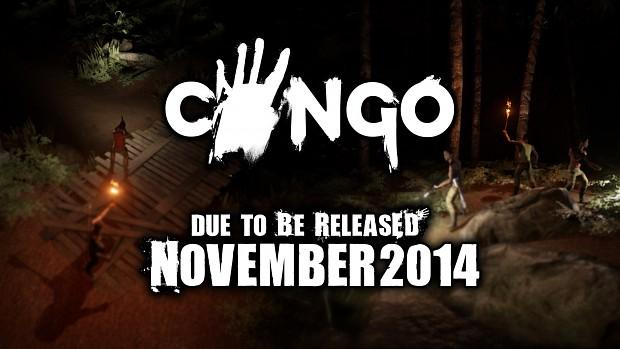 Congo - November Release