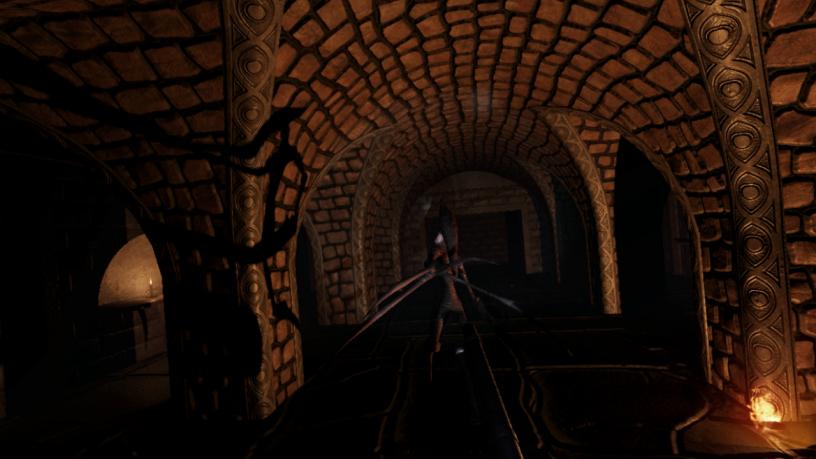 Tomb of Rooms VR Screenshots