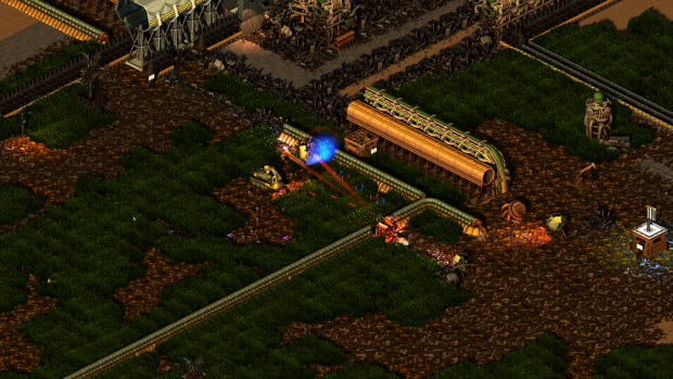 Brigador Screenshots