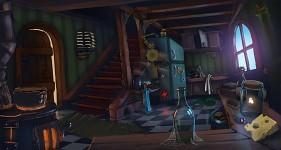 Inside the Viking home