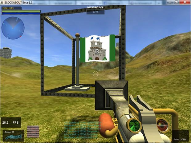 BLOCKABOUT Screen Captures