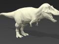 T.rex new sculpt