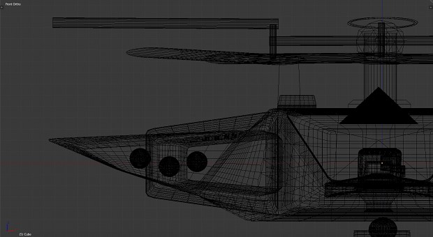 WIP T-7500 Helicopter