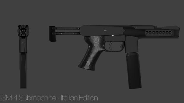 SM-4 Italian Edition Prop