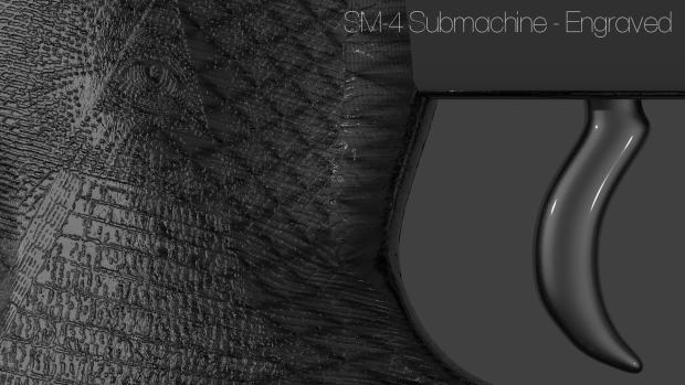 SM-4 Italian Edition Grip