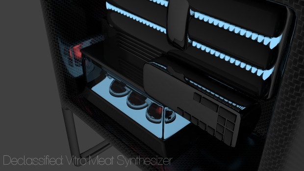 Vitro Meat Synthesizer