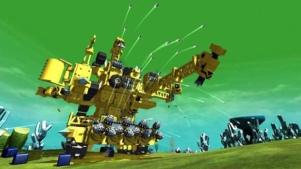 TerraTech screenshot