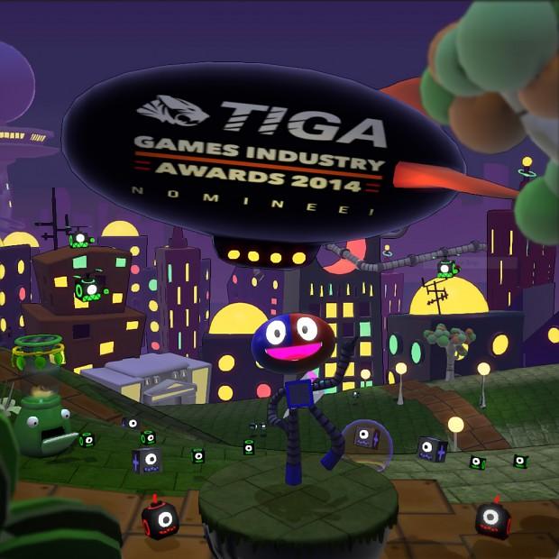 TIGA Awards 2014 Shortlisted!