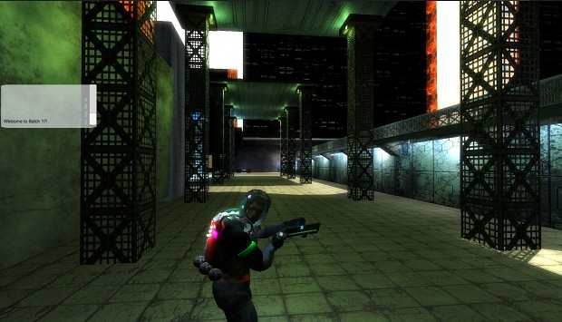 Multiplayer arena screenshots