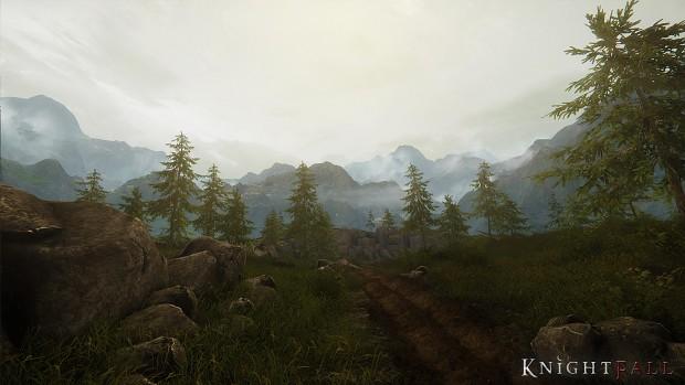 First Look at KnightFall