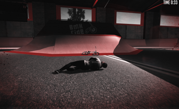 BMX ride death effect