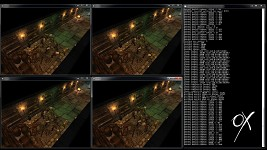 Multyplayer screen