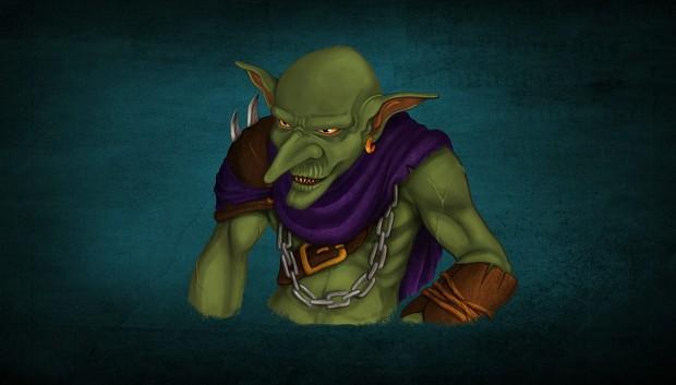 Concept Art - Goblin