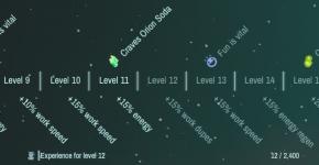 Version 2.3 - officer progression