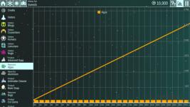 Version 2.3 - stats screen