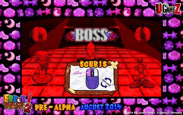 Error Ware 2 Pre-Alpha Screenshots (August 2014)