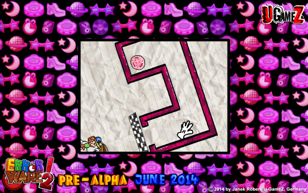 Error Ware 2 -Pre Alpha June 2014