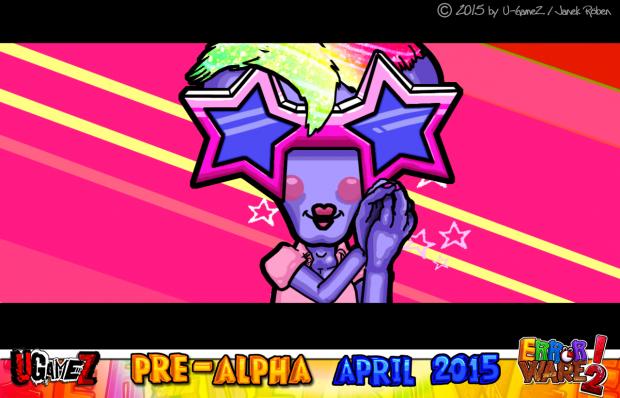 Error Ware 2 Pre-Alpha Screenshots (April 2015)