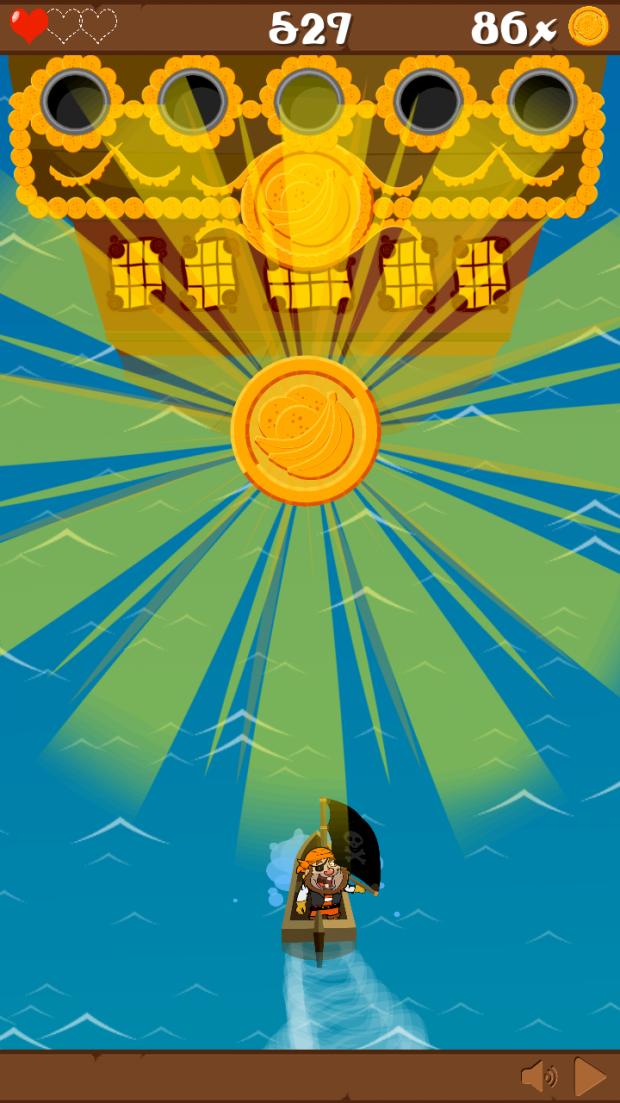 Fruity coin reward