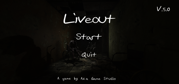 Remaking Liveout main menu