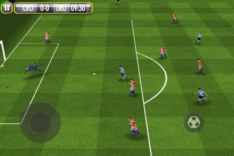 King Soccer [gameplay]