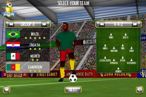 King Soccer [select]