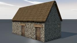 Stone Modular House