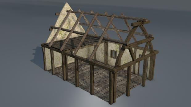 Modular House Type 1 Interior