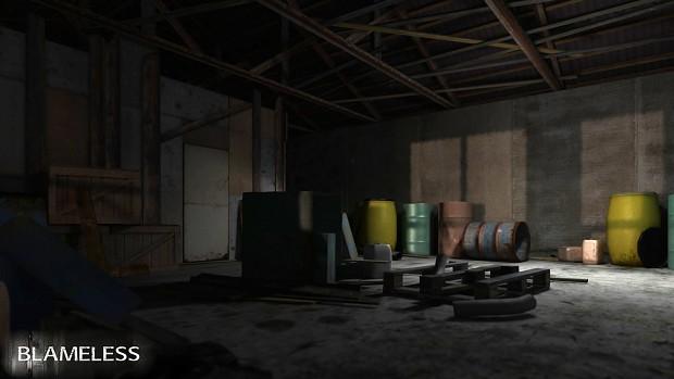 blameless - garage