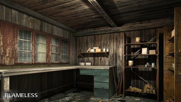 Blameless - shack