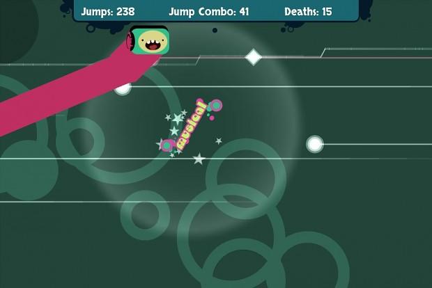 Jump on the Beats - Gameplay Screenshots