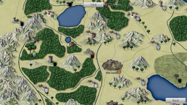 In Game Editor Screenshots