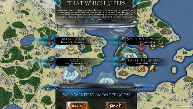 Updated GUI Elements