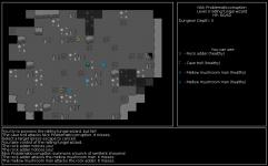 Creature ASCII, Environment Tiles