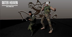 Tactical Espionage Action