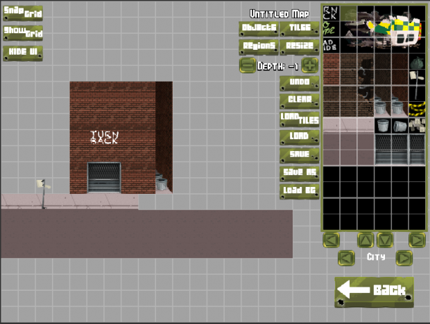Map Editor - Progress Update