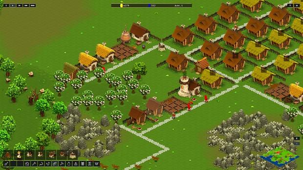 A small village (0.0.1)