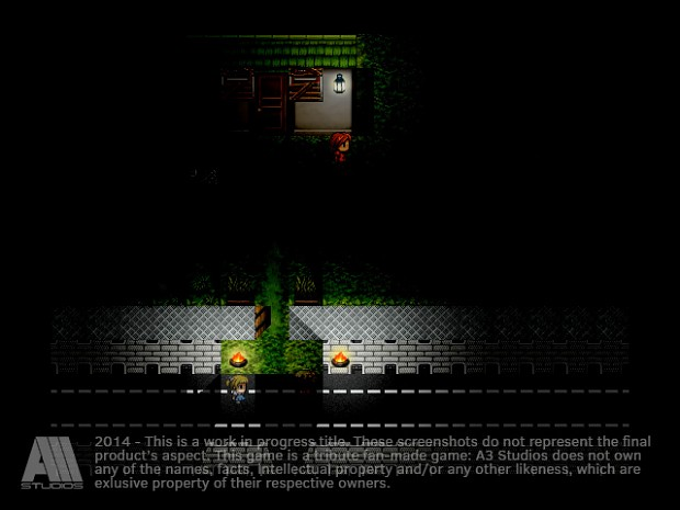 Freddy's Back - Announcement Screenshots