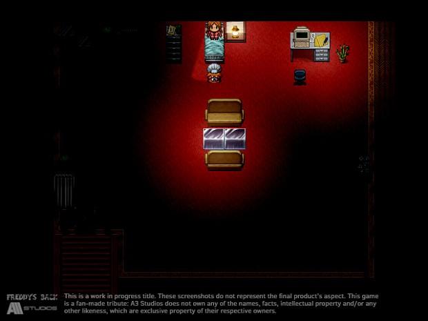 Freddy's Back - Release Date's Screenshots Batch