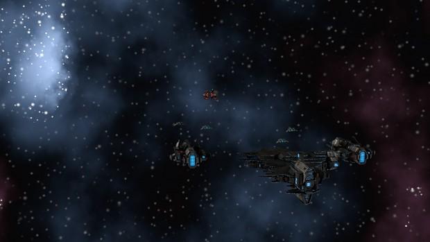 Capital ship and Battleships investigating.