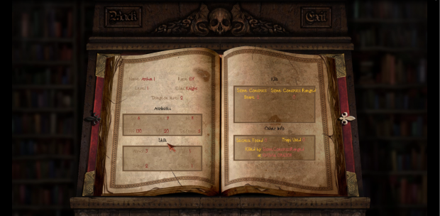New Features in Death Legacy 0.7