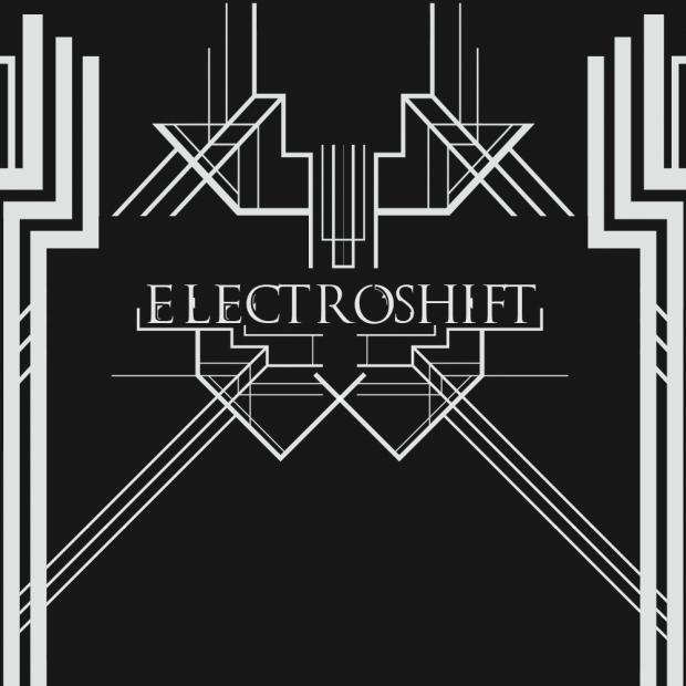 Electroshift - Art Deco Logo