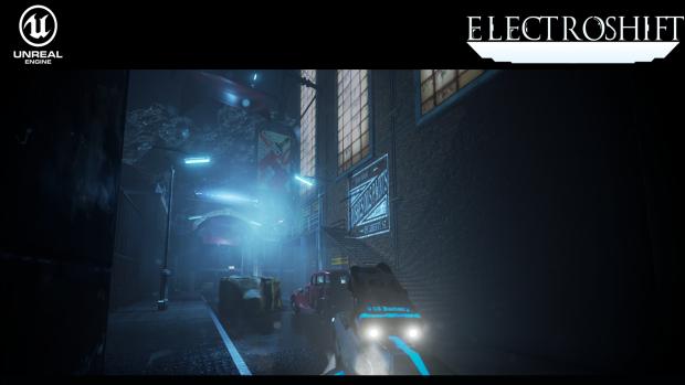 In-Game Screenshot #1