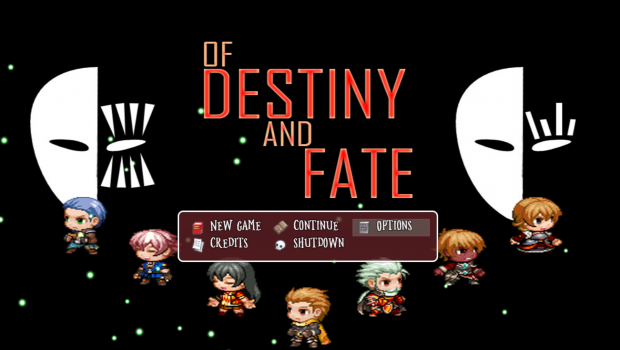 Of Destiny and Fate RMMV