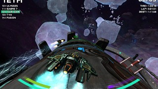 Radial-G : Racing Revolved - Steam Early Access