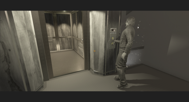 Fragments of Him: Opening the Elevator