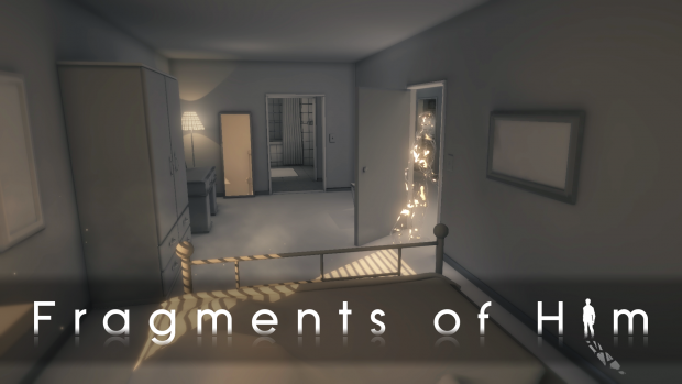 Fragments of Him - Cover Image