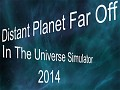 Distant Planet Far Off In The Universe Simulator